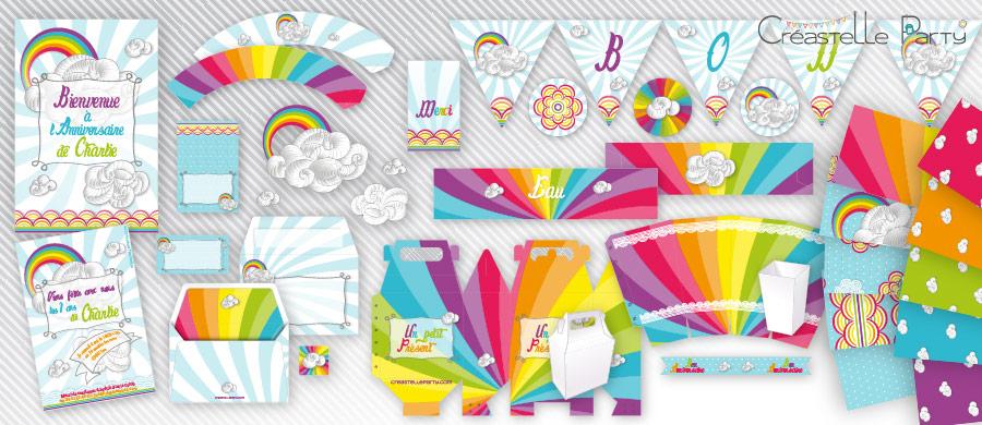 créastelle party, organisation évènementielle, sweet-table, faire